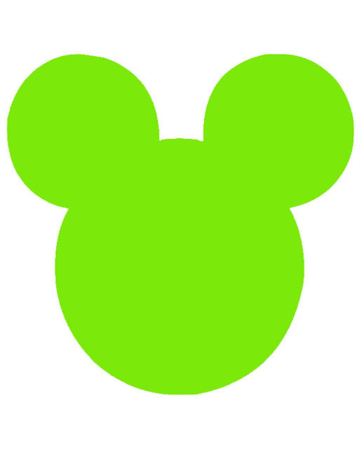 Mickey head template/sunburst mickey - The DIS Discussion Forums ...
