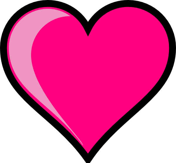 Picture Of A Heart Clipart - Cliparts.co