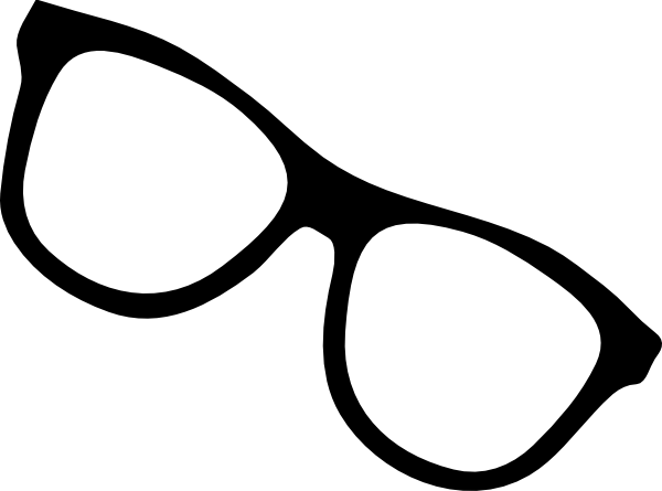clip art free glasses - photo #26