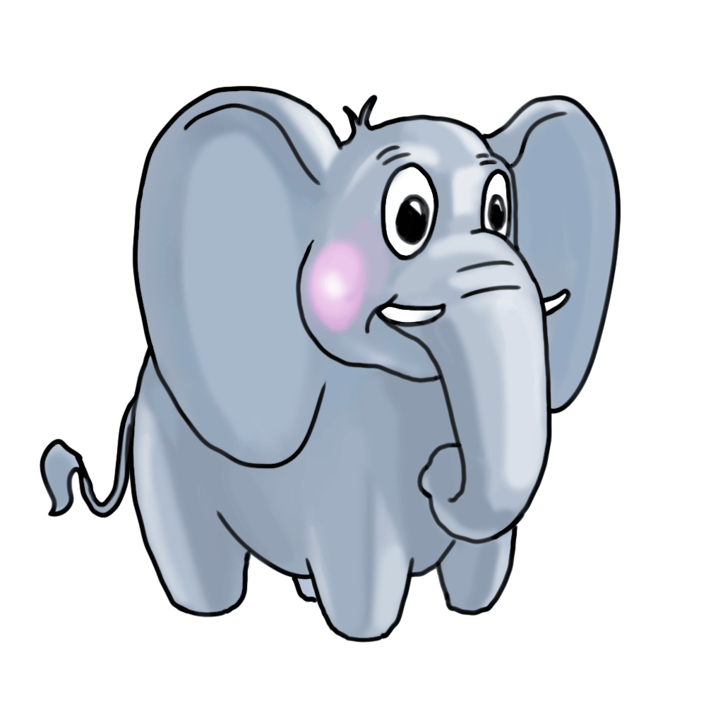 cartoon pictures of elephants cliparts co