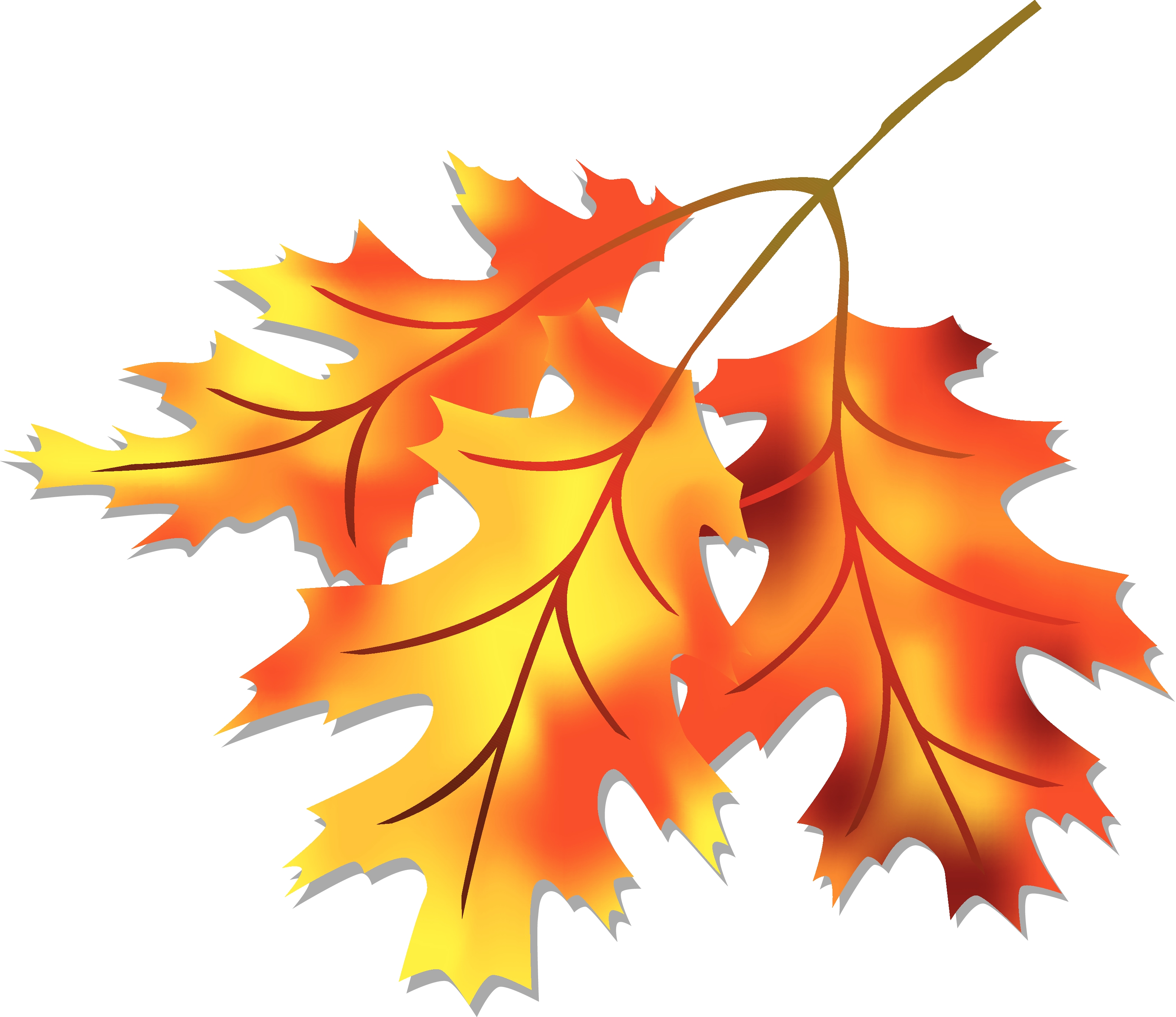 Pix For > Falling Leaves Clip Art