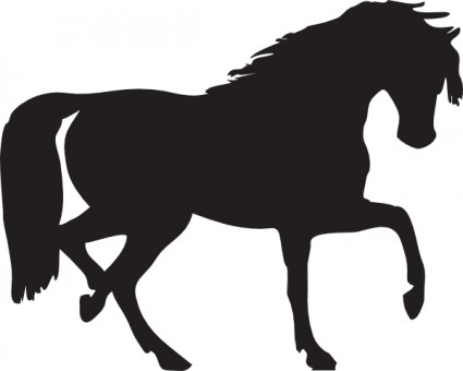 Jumping Horse Graphics Vector misc - Free vector for free download