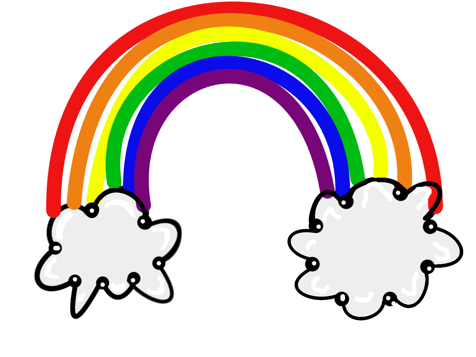 rainbow illustrations and clipart - photo #14