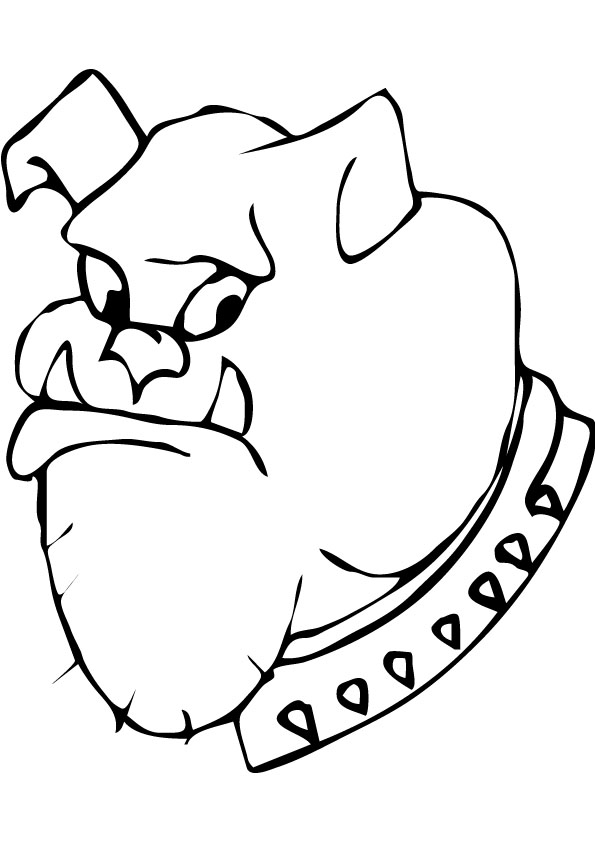 paw print coloring book pages - photo#12