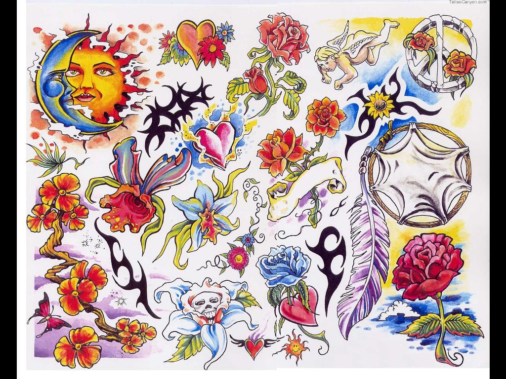 Tattoo Ideas - Tattoos Designs PIctures
