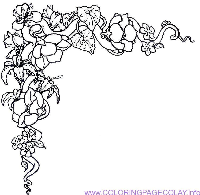 Page border designs flowers black and white cliparts best coloring apple clipart black and white picture hd hd mightylinksfo