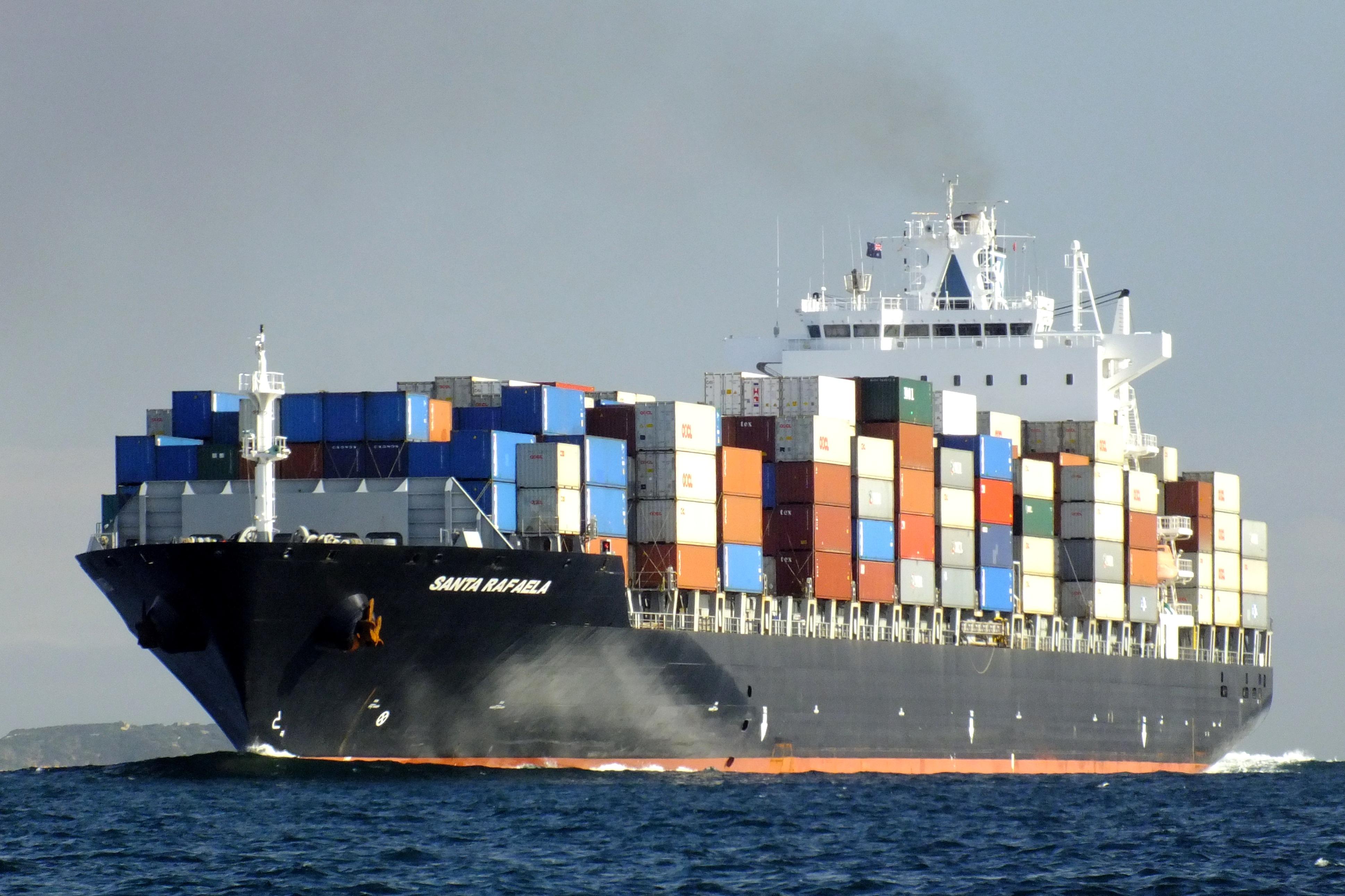 Cargo Ship - Cliparts.co