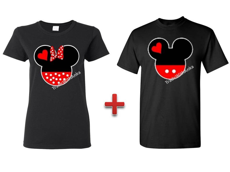 Mickey Minnie Couple: Unisex Clothing, Shoes & Accs | eBay