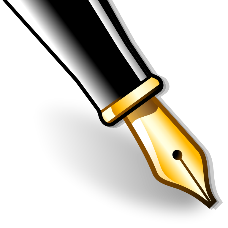 Quill And Paper Png Quill And Paper...
