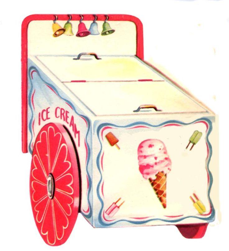 vintage ice cream clipart - photo #4