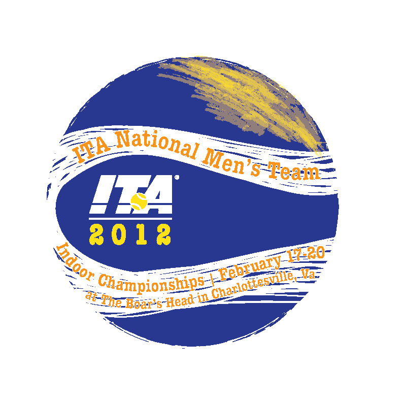 Semifinals Set for 2012 ITA National Men's Team Indoor Championship