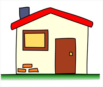 Free Homes Clipart - Free Clipart Graphics, Images and Photos ...