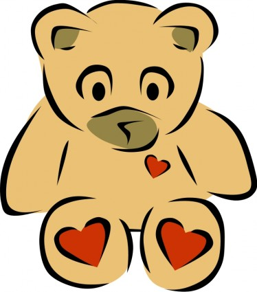 Teddy bear vector images Free vector for free download (about 74 ...