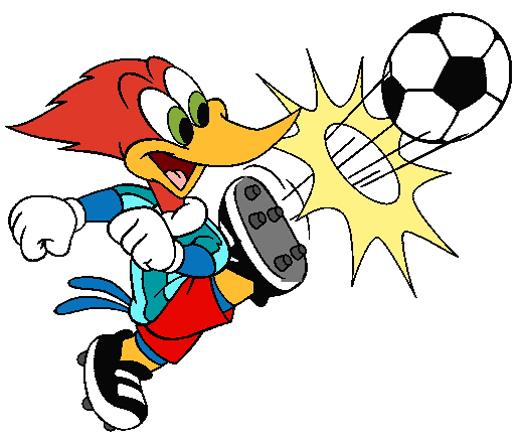 Funny Football Cartoons - Cliparts.co