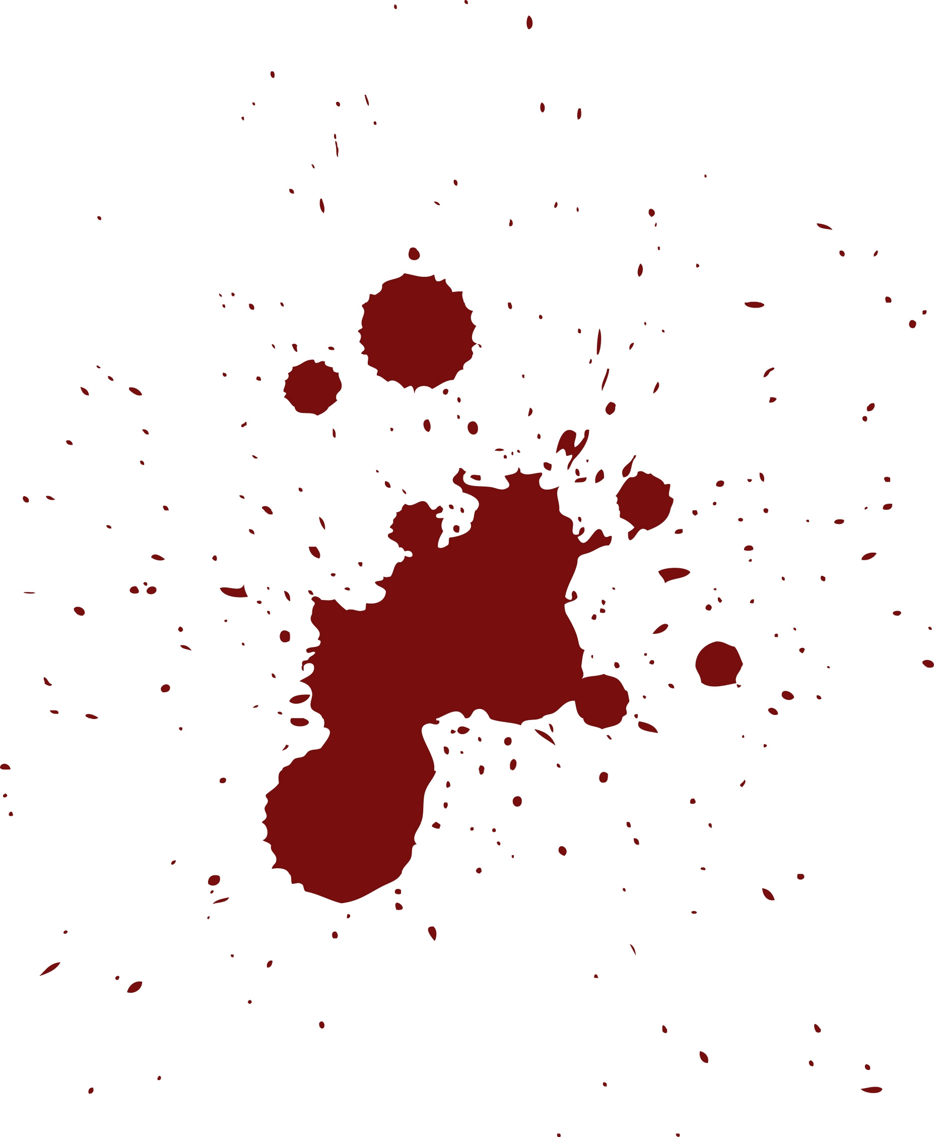 Blood Splatter Clip Art - Cliparts.co