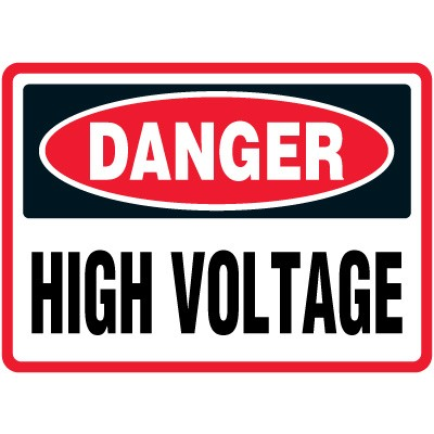 Electrical Warning Signs - ClipArt Best - Cliparts co