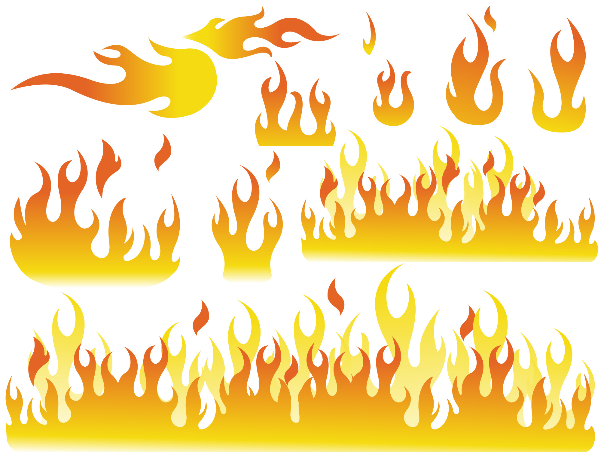 fire clipart free download - photo #28