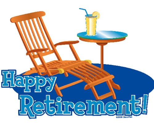 clip art images for retirement - photo #29
