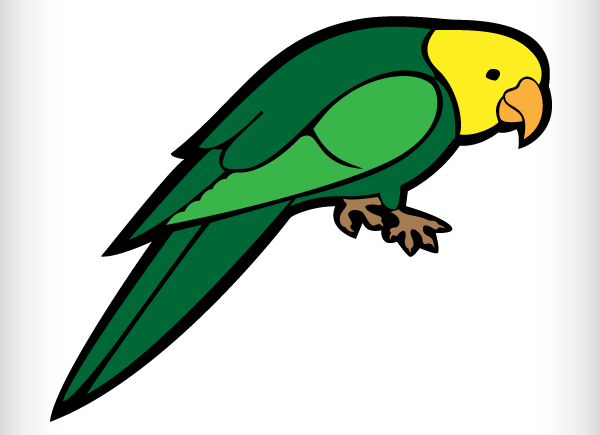 Download parrot clipart | Free Vector Zone