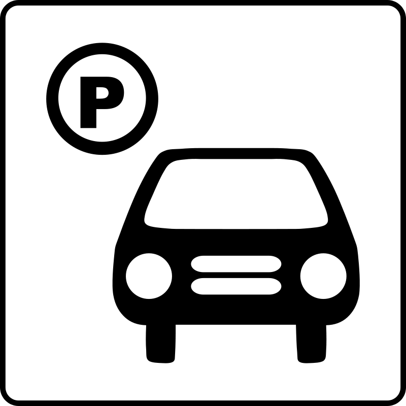 Parking Clipart - Cliparts.co