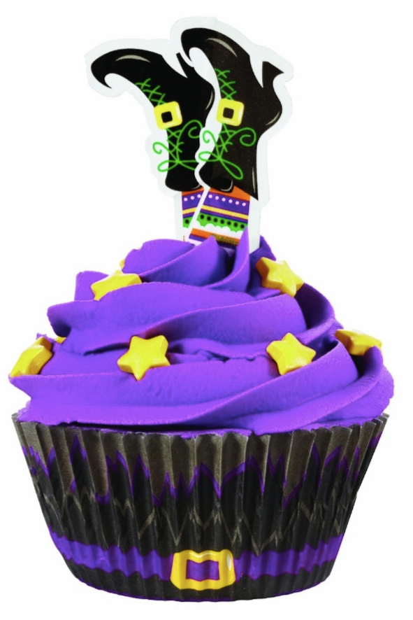Halloween Cupcakes Decorating Ideas Galleries : Wilton Halloween Cupcake Decorating Kits HolyCool.net ...