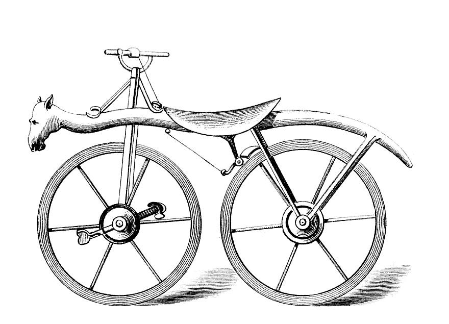 Рисунки на велосипедах своими руками 71