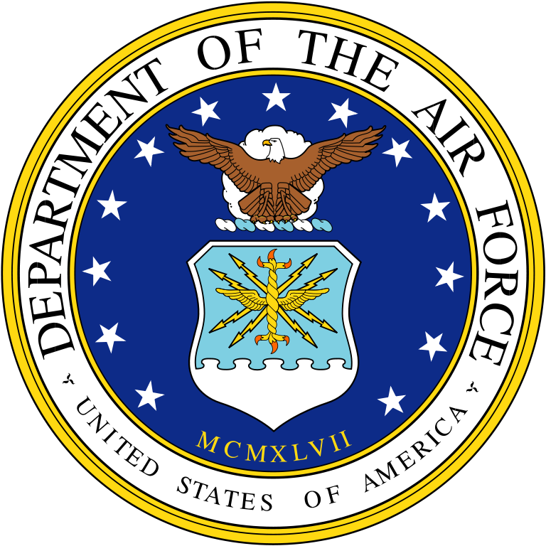 File:Seal of the US Air Force.svg - Wikimedia Commons