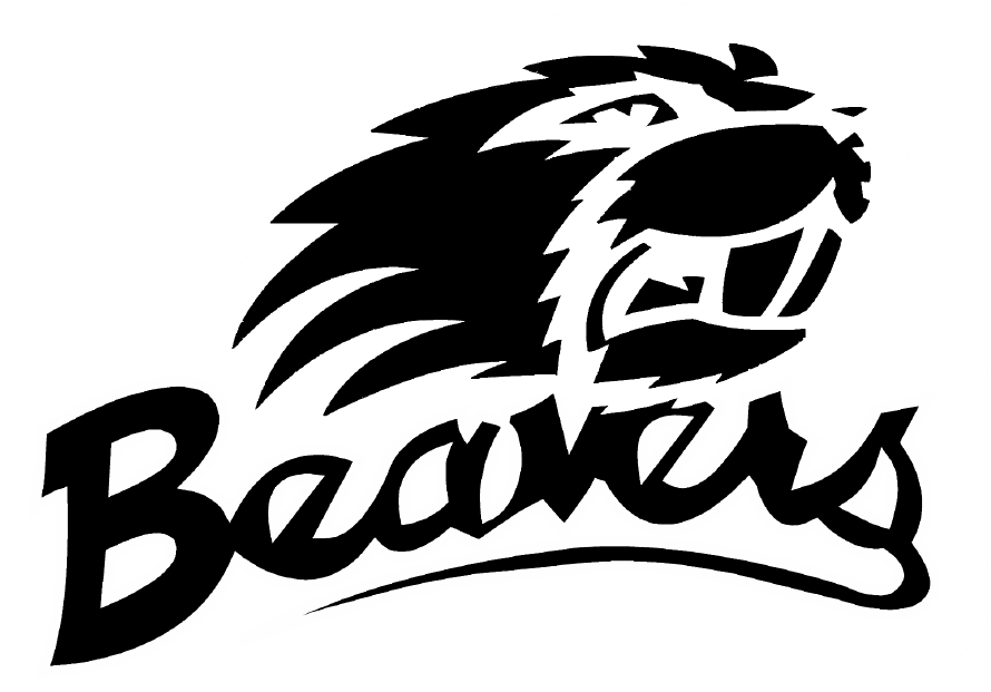 Jason's OSU Beavers Blog: Beavers Pumpkin stencil for halloween