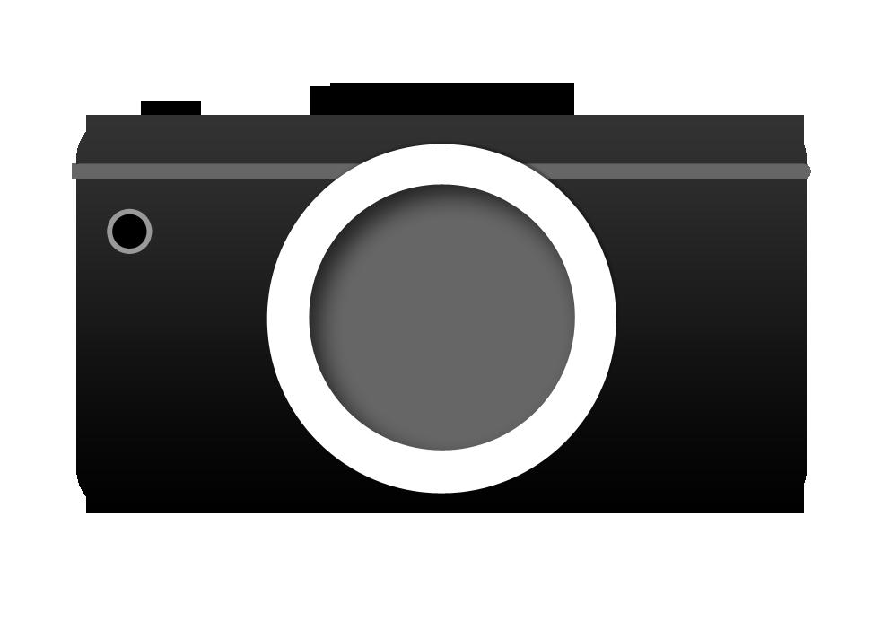 camera clip art for logo