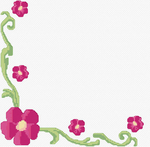 Corner Border Design - Cliparts.co