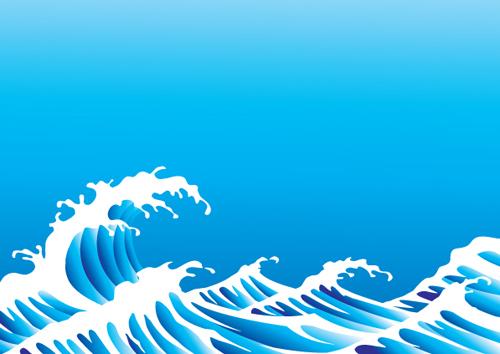 Cartoon Wave - Cliparts.co