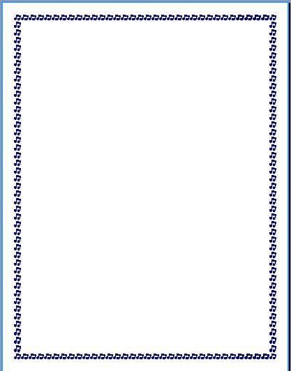 ms word borders download