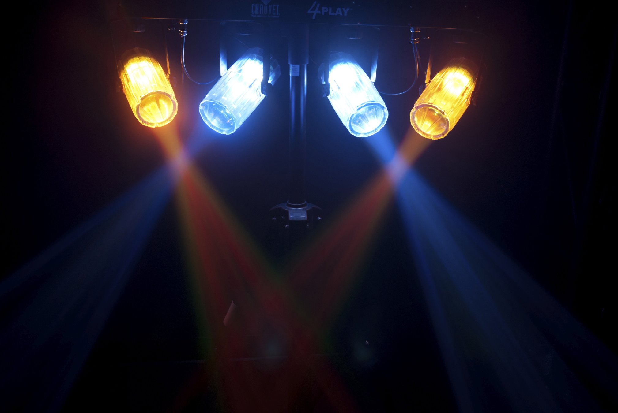 Stage lights for Lights company