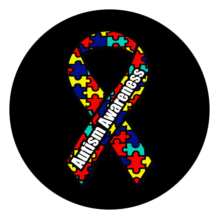 Autism Ribbon - Cliparts.co