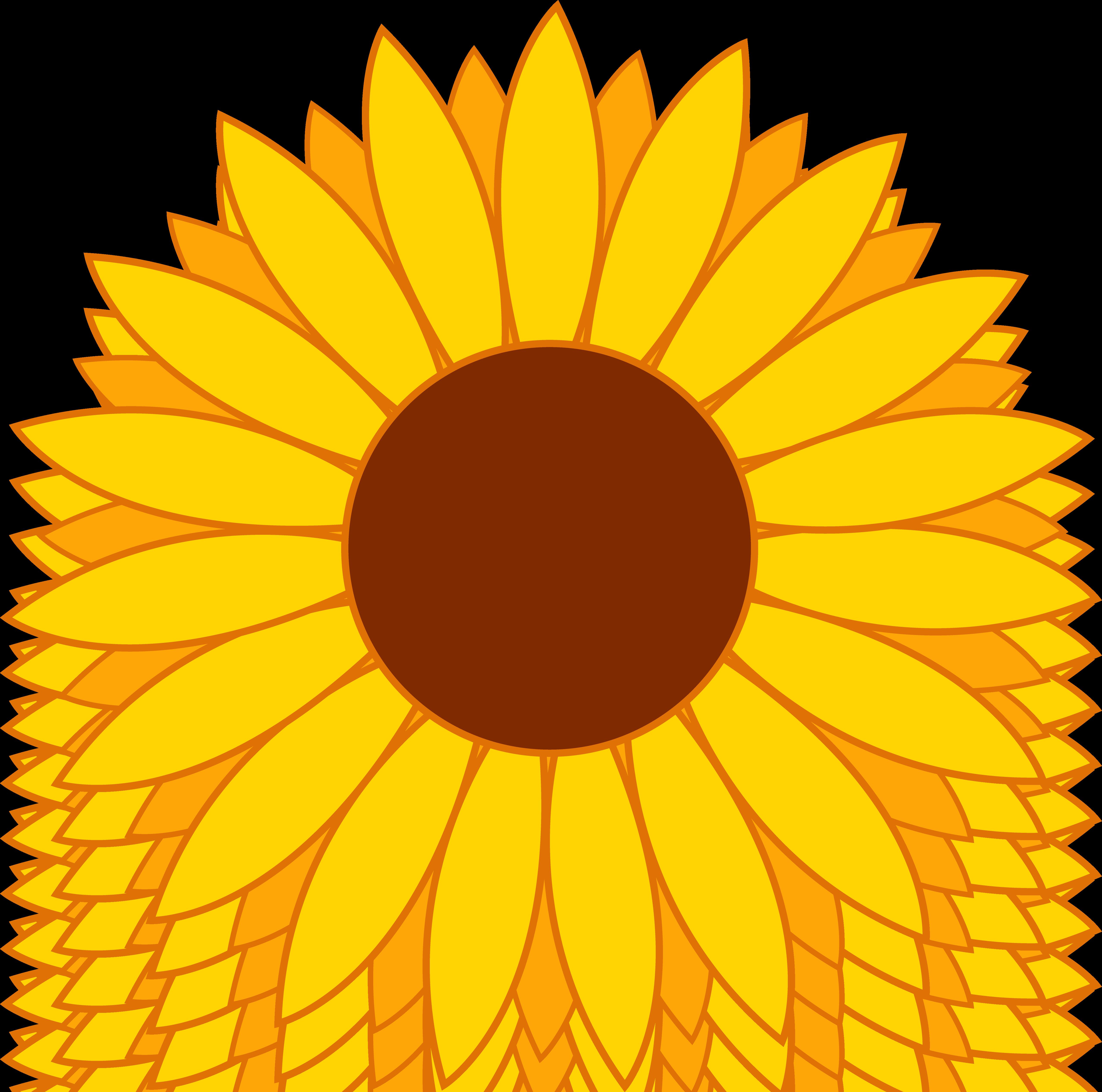 Cartoon Flowers Cliparts