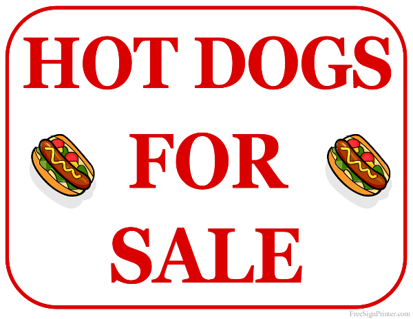 Printable Car For Sale Sign Clipartsco – Car for Sale Signs Printable