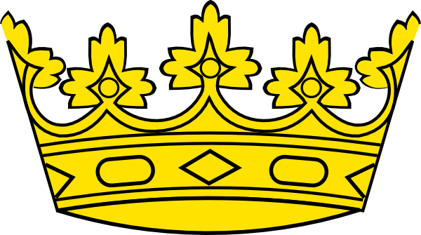 Crown clip art - vector clip art online, royalty free & public domain