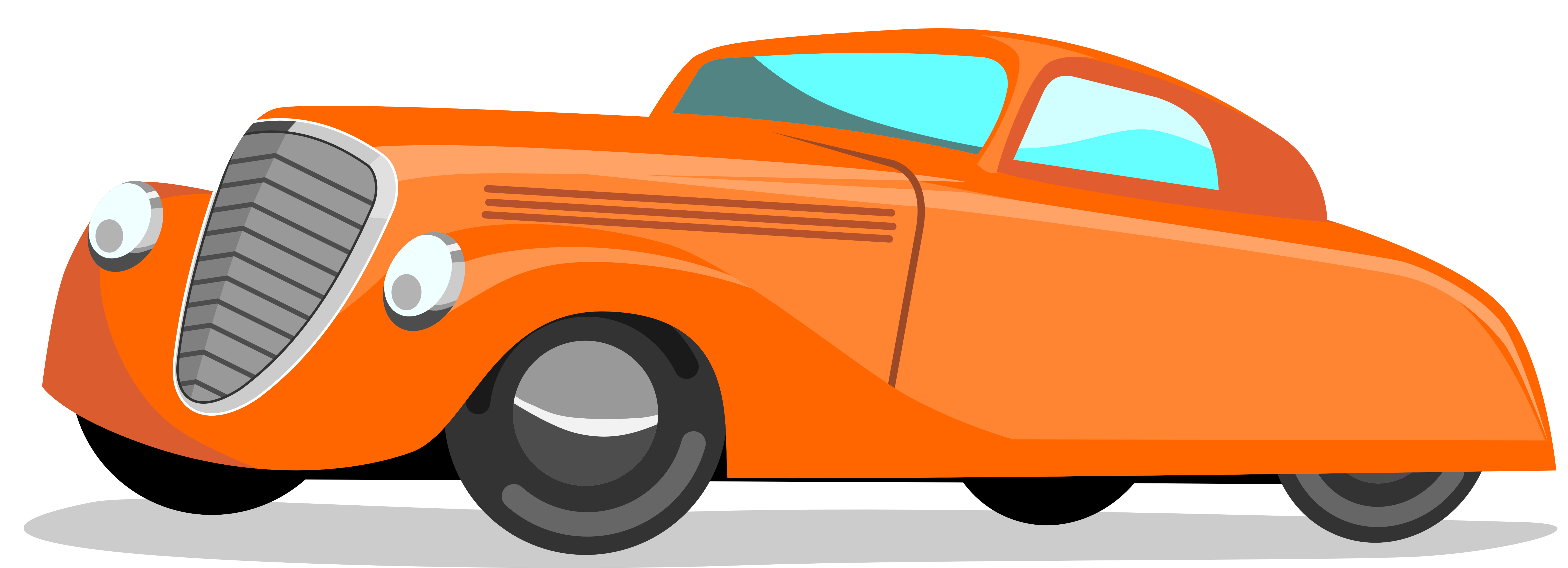cartoon classic clipart carcartoon driving cliparts cars clip cartoons accident transportation library attribution forget link don clipartmag webcomicms