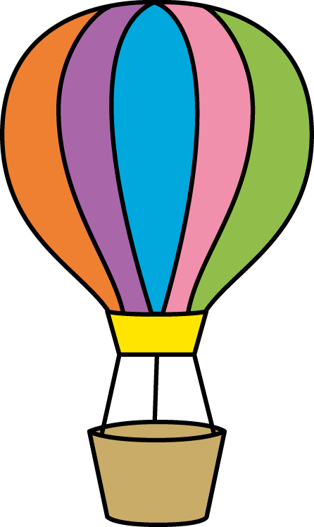 clipart hot air balloon - photo #6