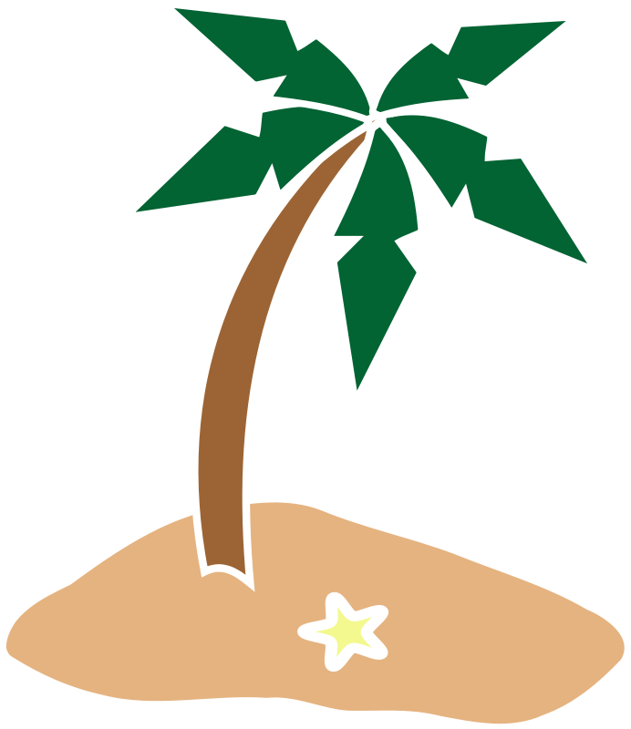 Clipart Of Palm Trees - Cliparts.co