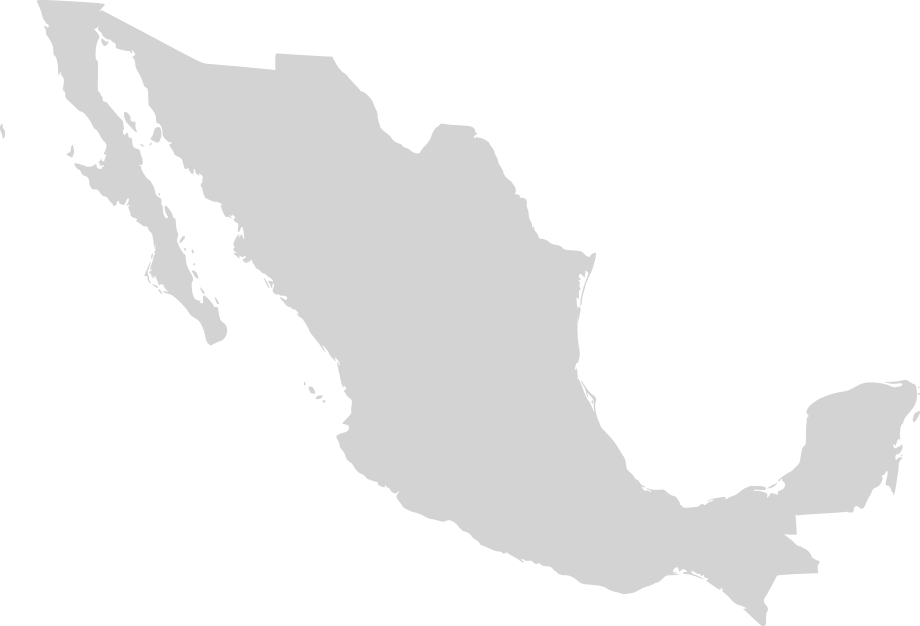 Blank printable mexico maps Mike Folkerth - King of Simple ...