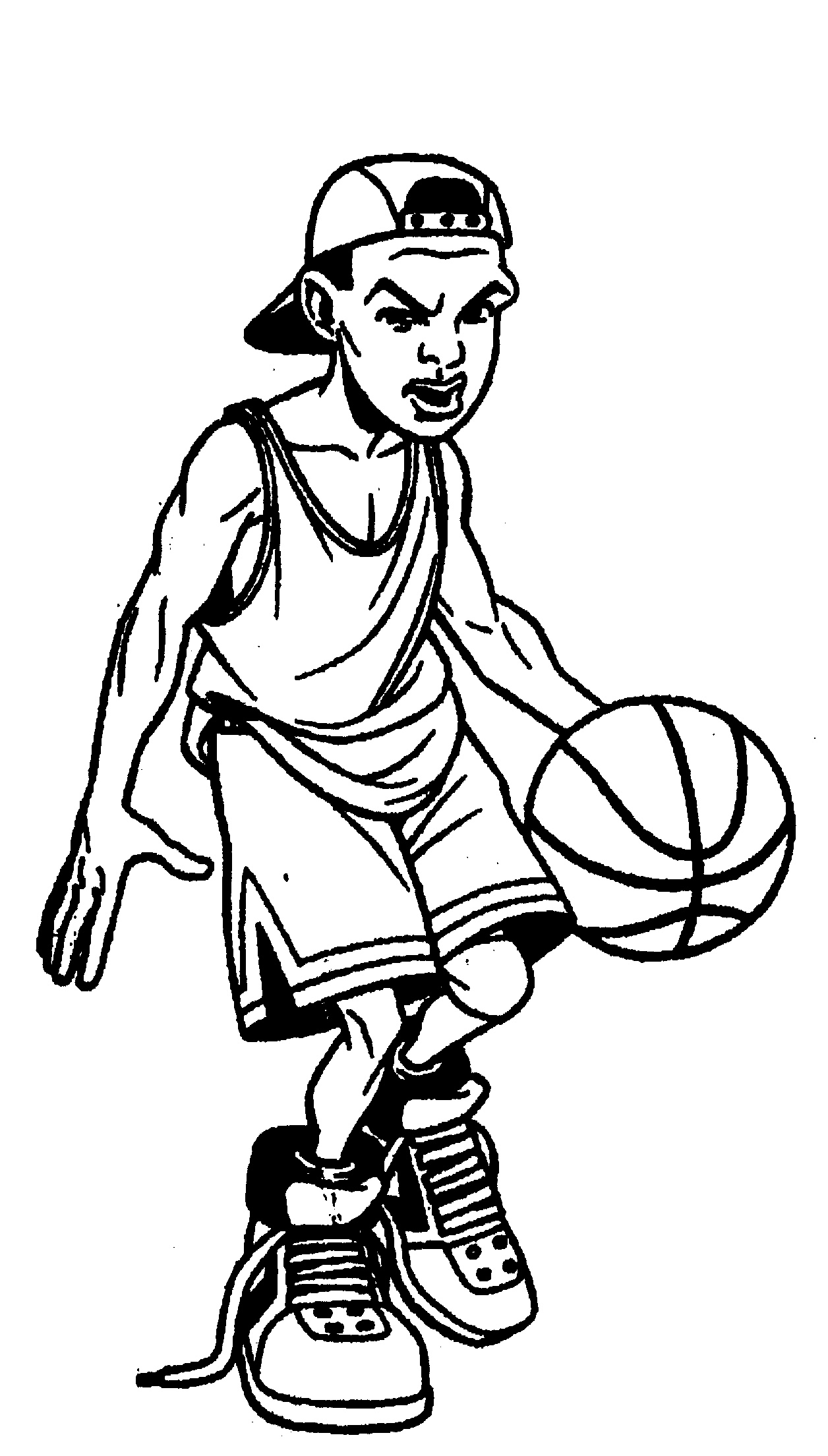 Images For > Cool Basketball Logos To Draw