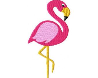 Pink Flamingo Clip Art - Cliparts.co