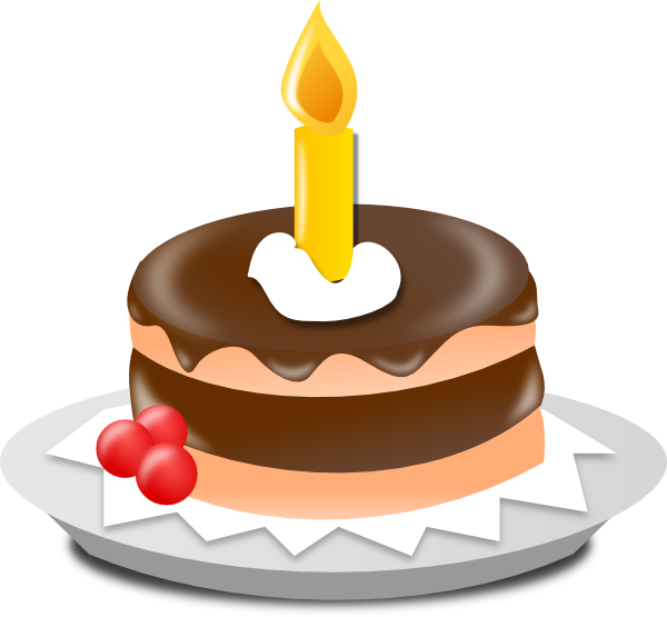 Birthday Cakes Clipart - ClipArt Best