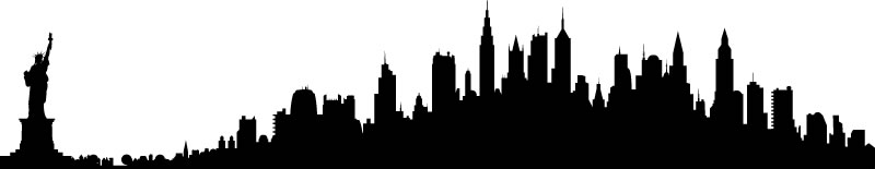 new york city clipart skyline - photo #35