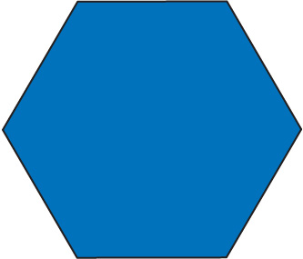 Hexagon Shape Hexagon Shape Clip Art