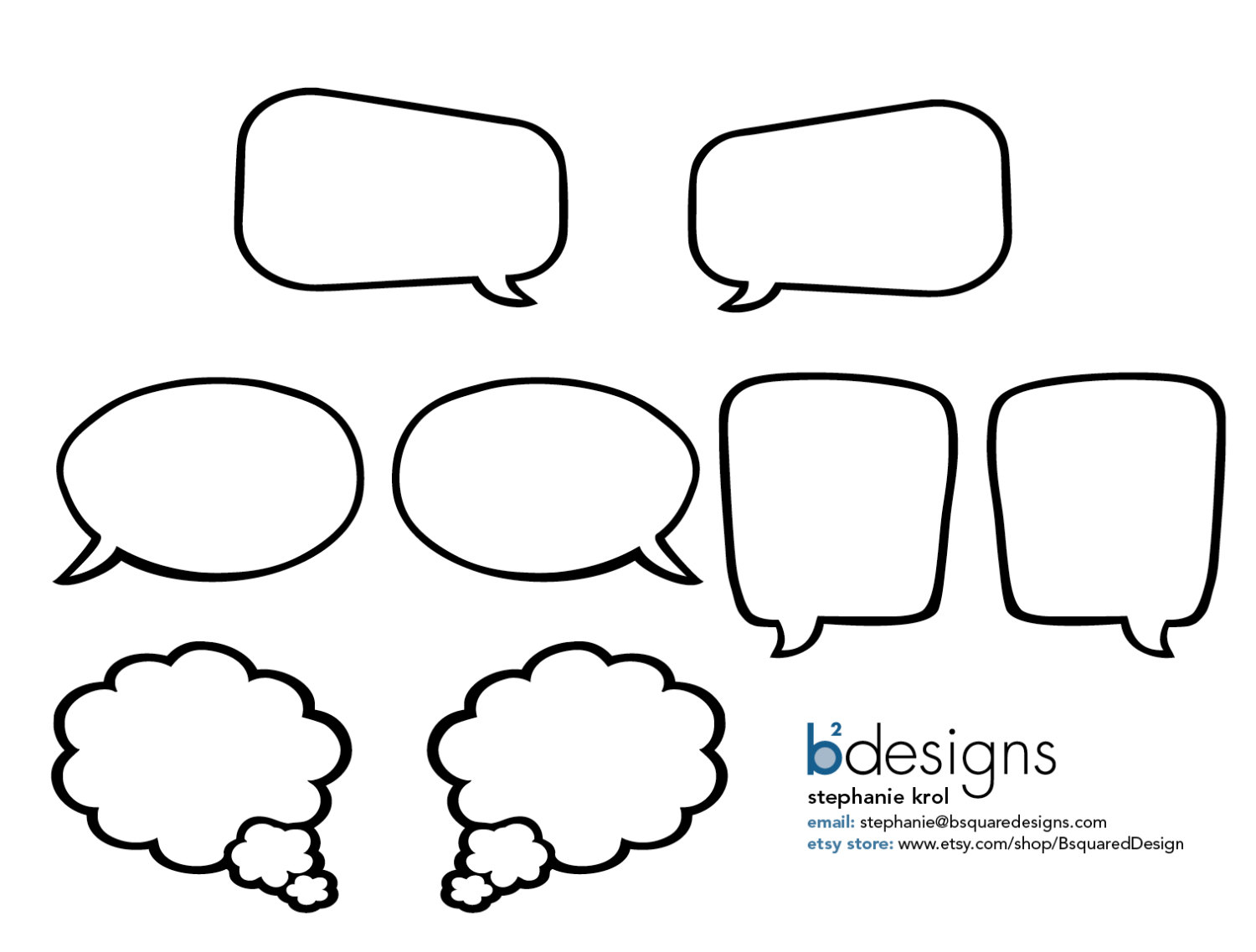 Popular items for speech bubbles on Etsy