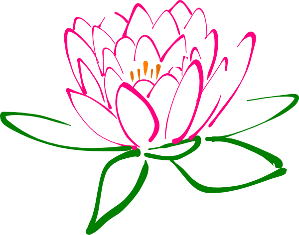 lotus clipart rh worldartsme com lotus clip art images lotus clip art black and white