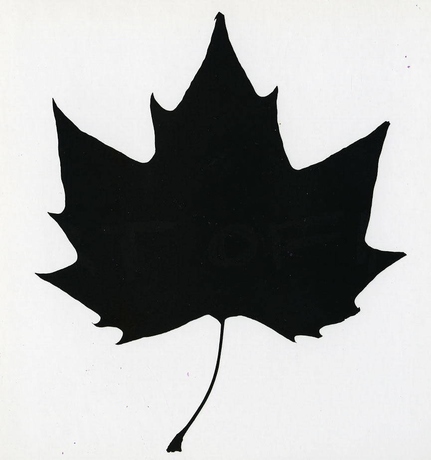 Maple Leaf Silhouette - Cliparts.co