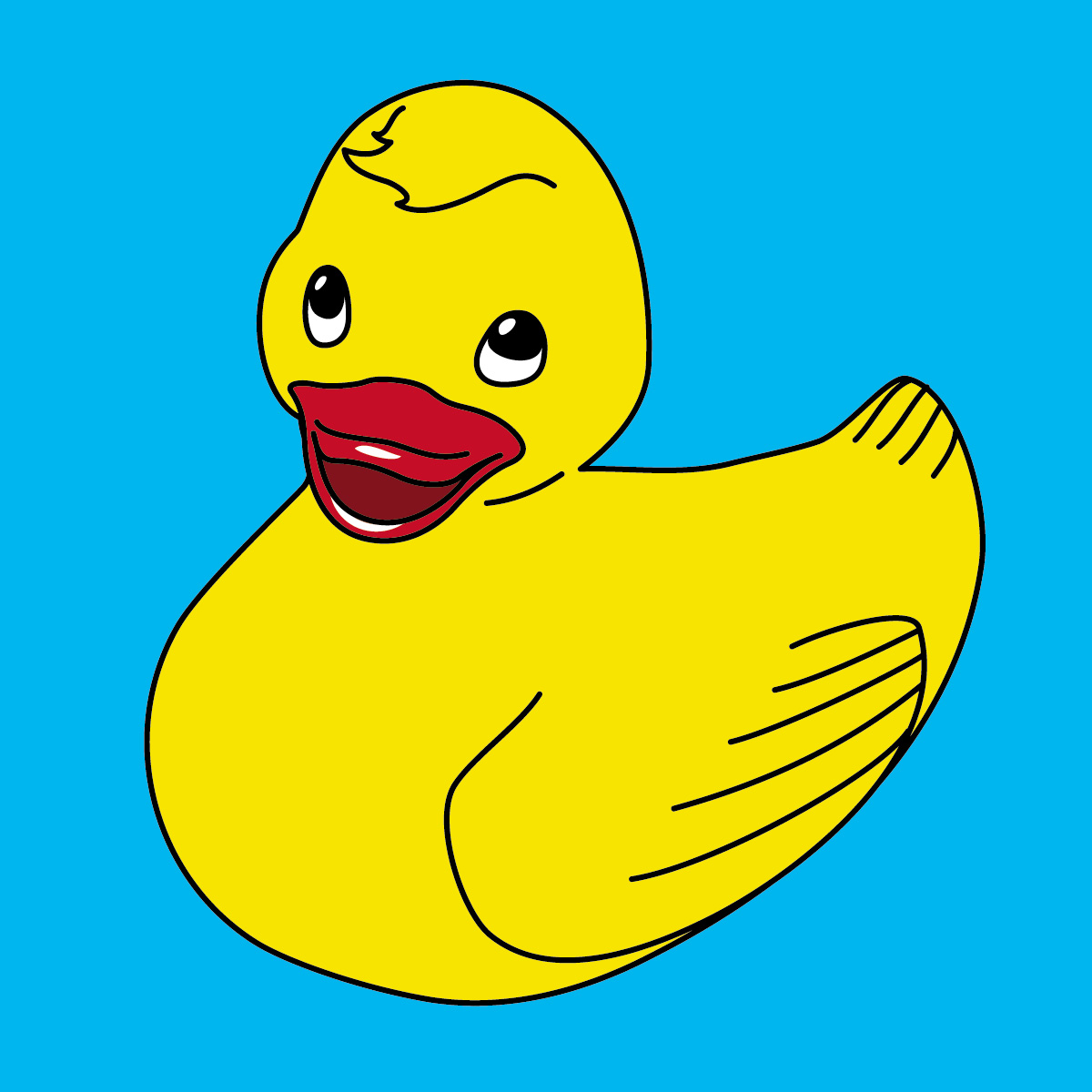 Ducky Pictures Clipartsco